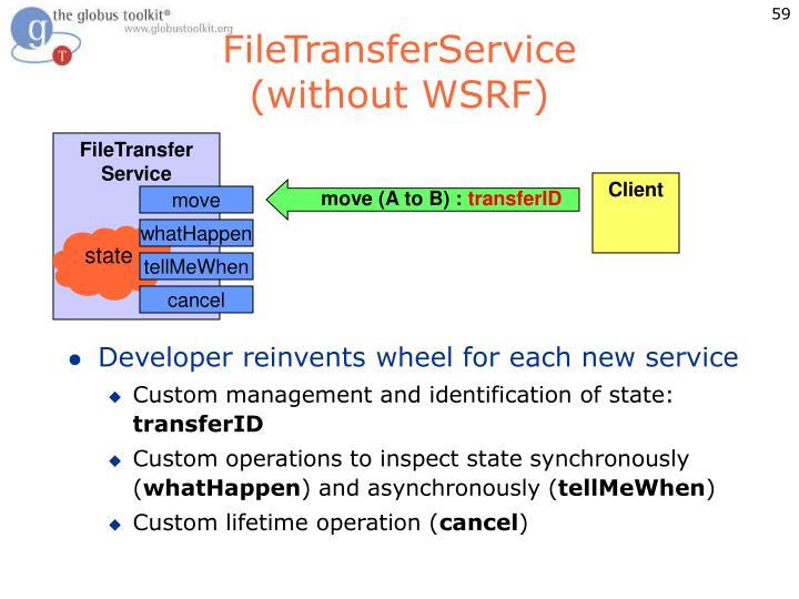 FileTransferService