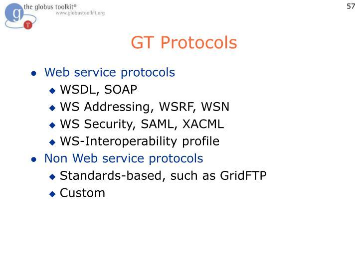GT Protocols