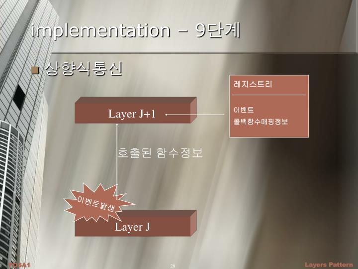implementation – 9