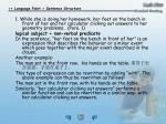 detailed reading language points15