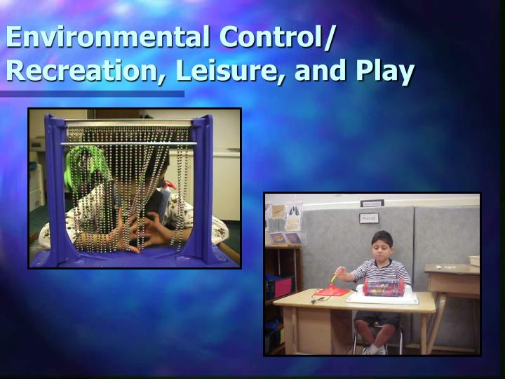 Environmental Control/