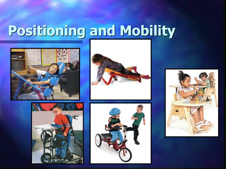 Positioning and Mobility