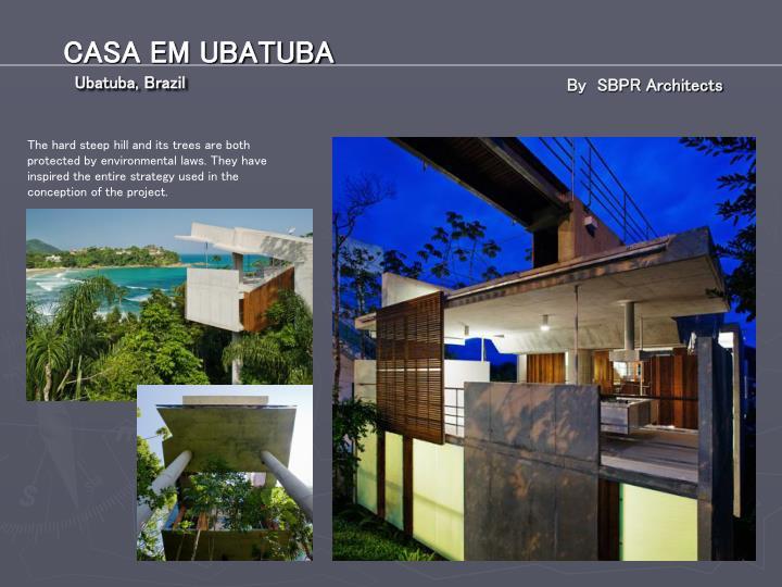 By  SBPR Architects