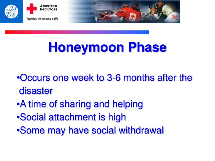 Honeymoon Phase