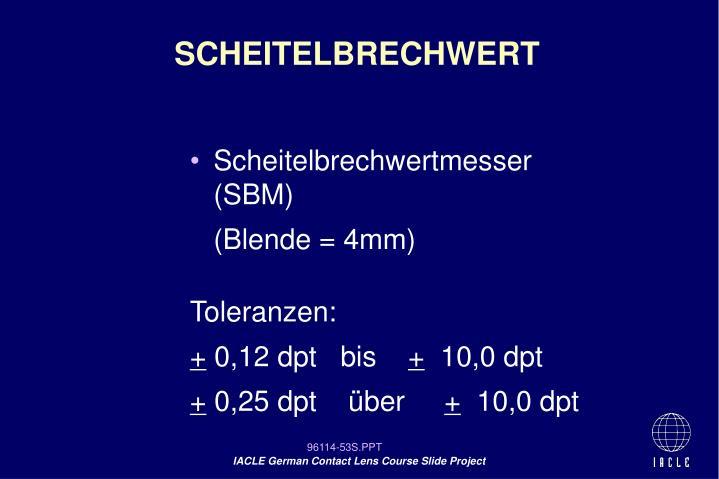 SCHEITELBRECHWERT