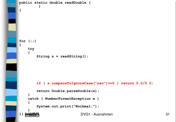 public static double readDouble (