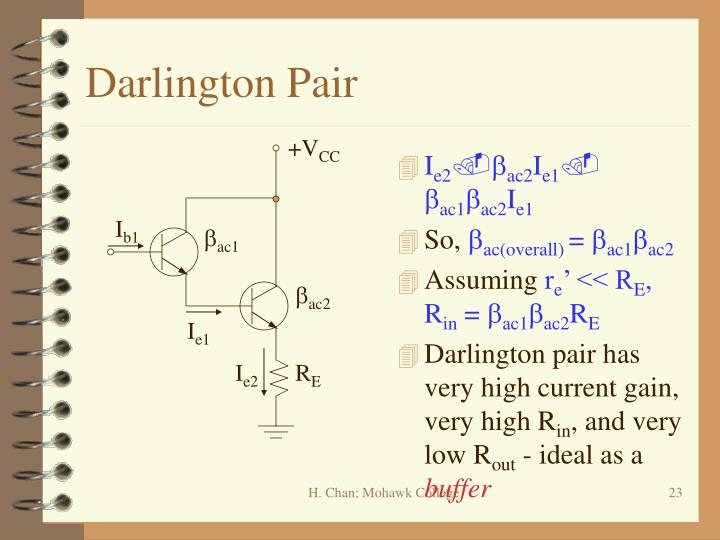 Darlington Pair