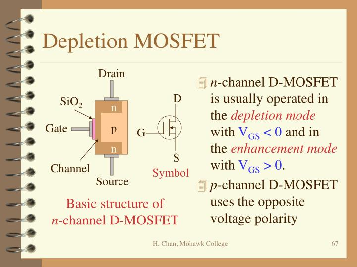 Depletion MOSFET