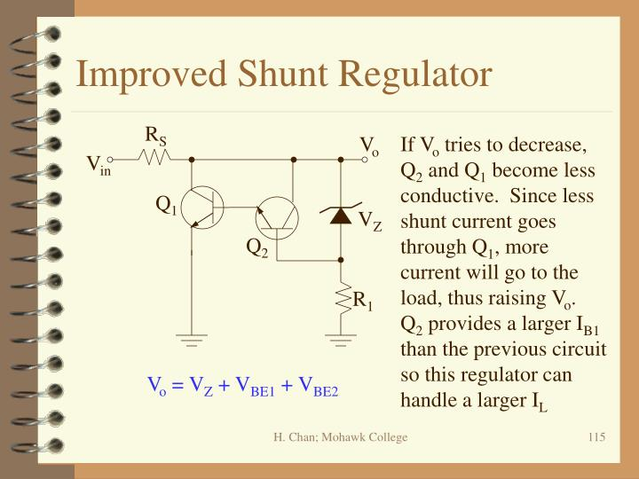 Improved Shunt Regulator