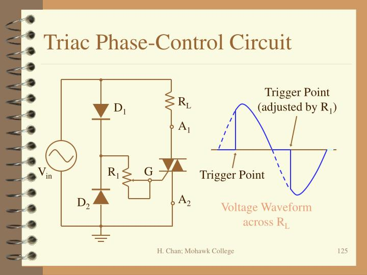 Triac Phase-Control Circuit