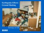 earthquake effects ground shaking1