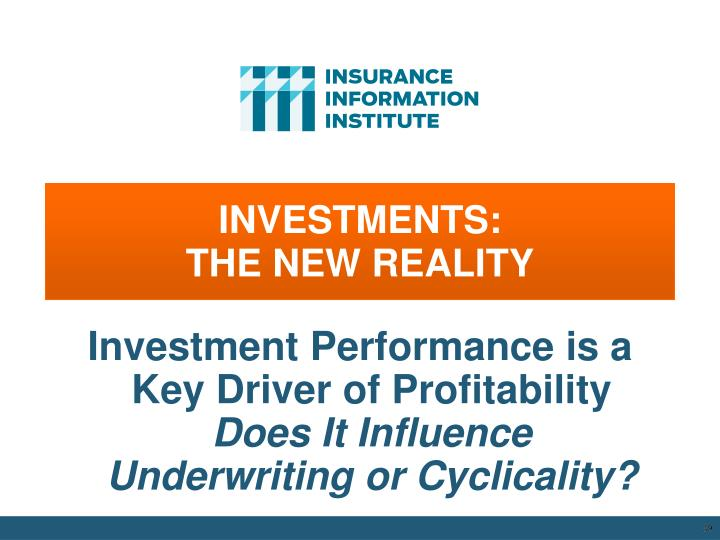 INVESTMENTS: