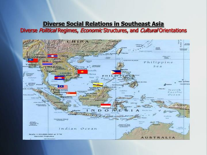 Diverse Social Relations in Southeast Asia