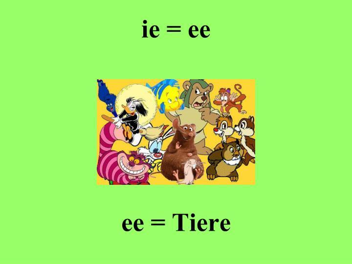 ie = ee