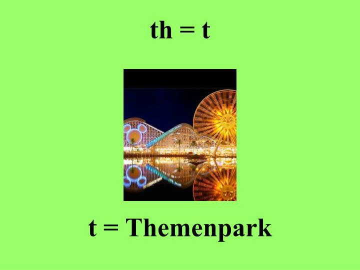 th = t