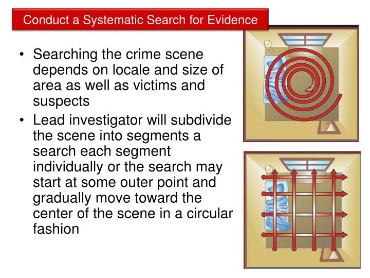 Conduct a Systematic Search for Evidence