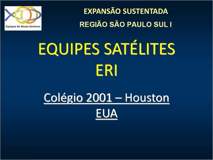 EQUIPES SATLITES