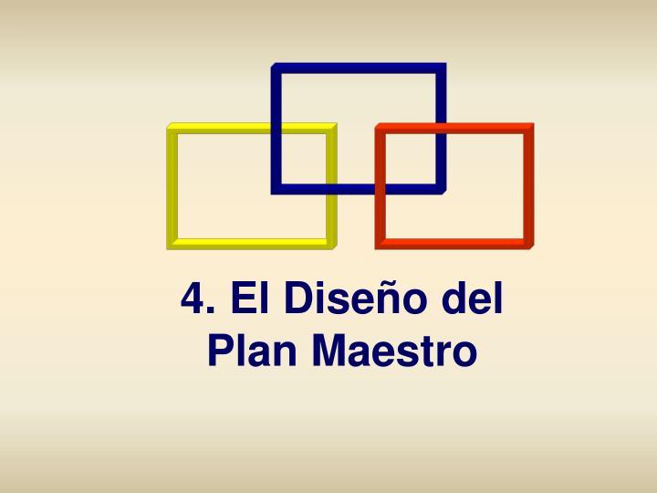 4. El Diseño del