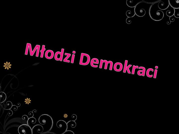Młodzi Demokraci