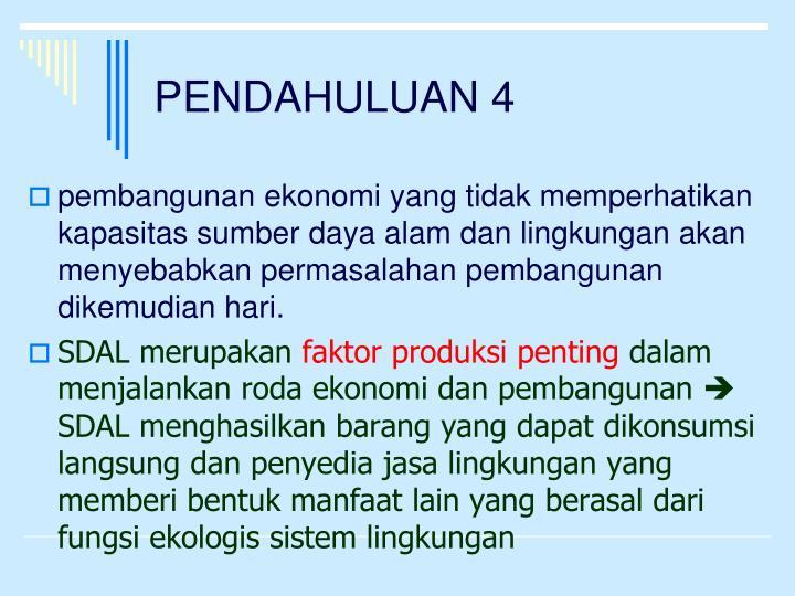 PENDAHULUAN 4