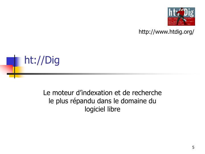 http://www.htdig.org/