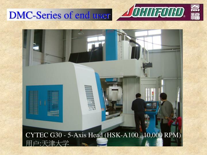 DMC-Series of end user