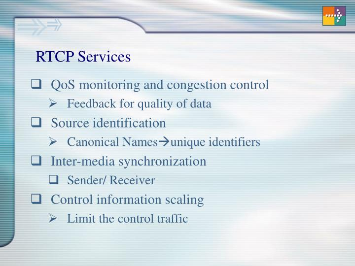 RTCP Services