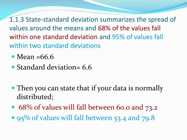 1.1.3 State-standard deviation summarizes the spread of values around the means and