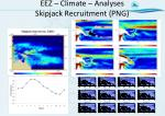 eez climate analyses skipjack recruitment png