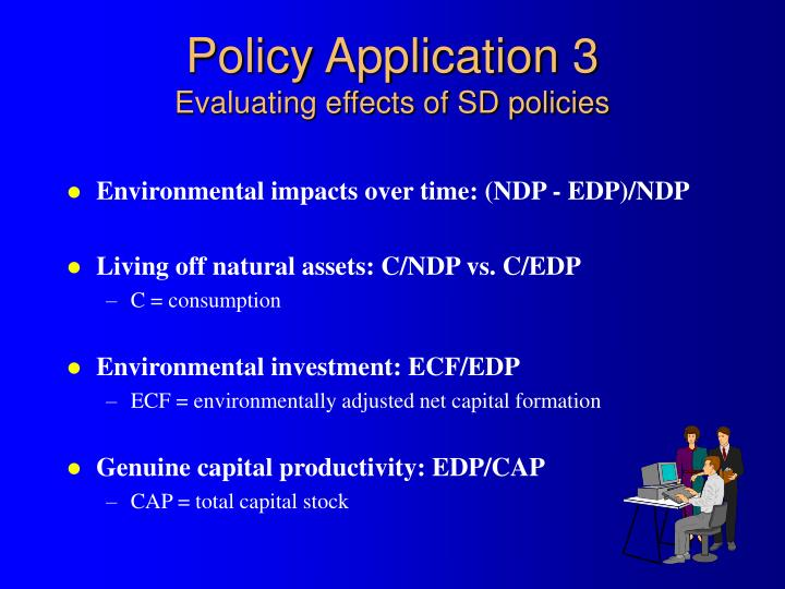 Policy Application 3