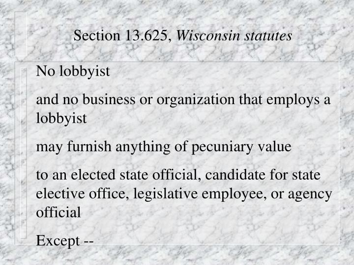 Section 13.625,