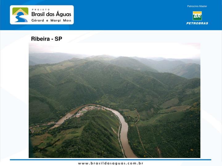 Ribeira - SP
