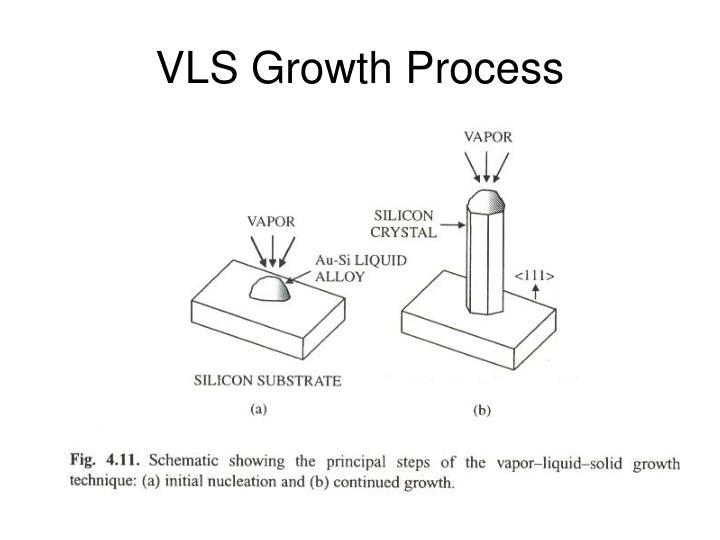 VLS Growth Process