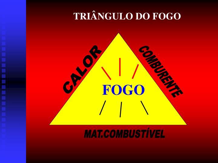 TRIÂNGULO DO FOGO
