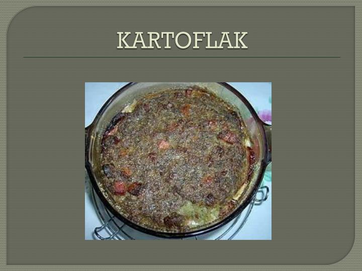 KARTOFLAK