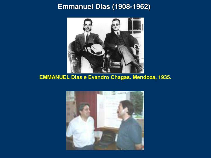Emmanuel Dias (1908-1962)