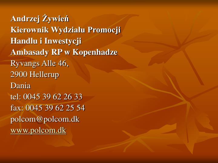 Andrzej Żywień