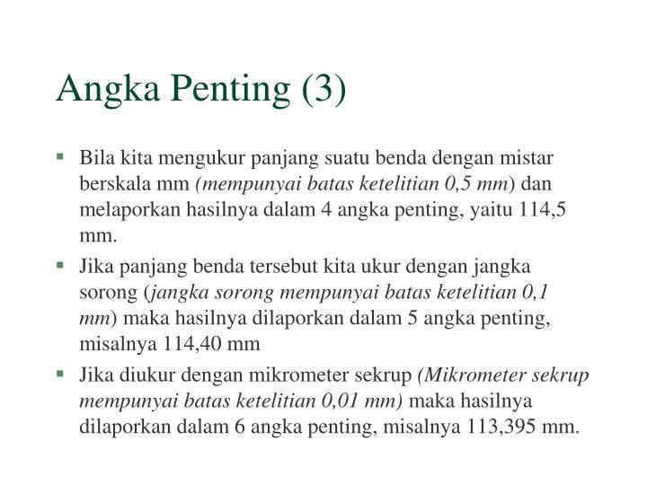 Angka Penting (3)