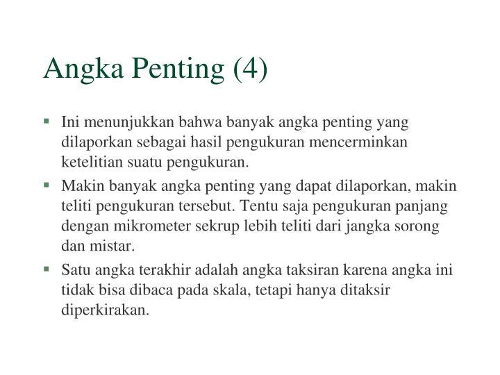 Angka Penting (4)
