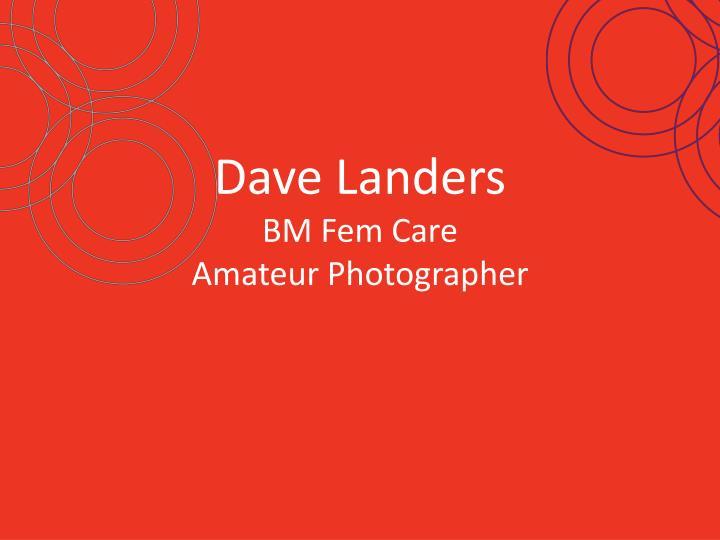 Dave Landers