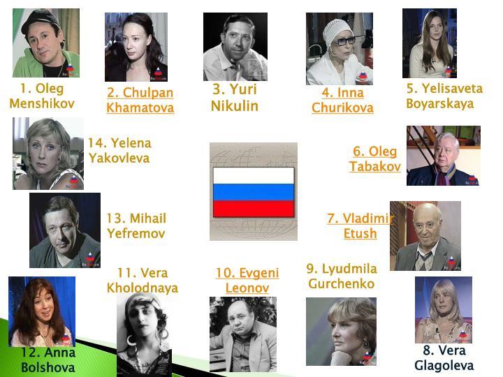 1. Oleg