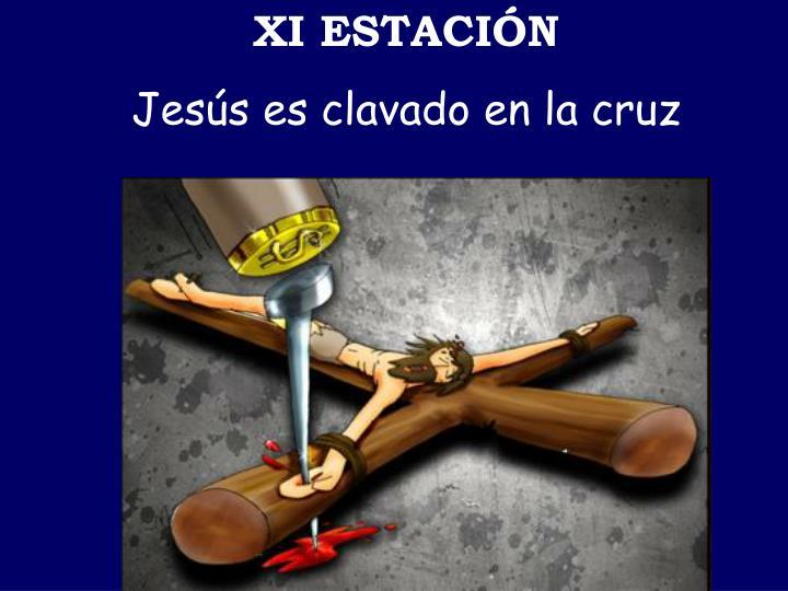 XI ESTACIÓN