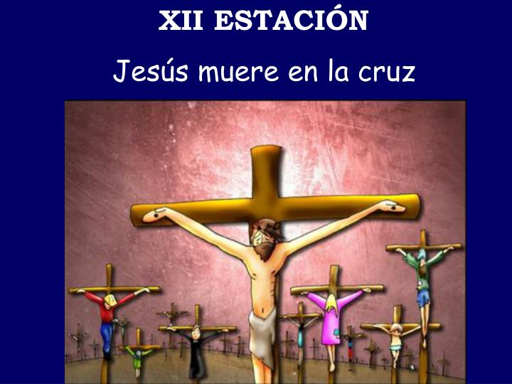 XII ESTACIÓN