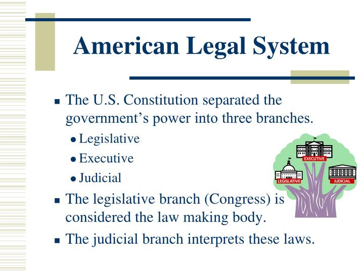 American Legal System