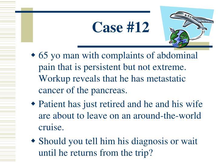 Case #12