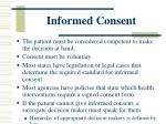 informed consent1