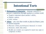 intentional torts1