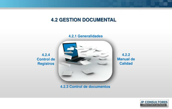4.2 GESTION DOCUMENTAL