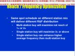 reach frequency optimization2
