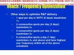 reach frequency optimization6